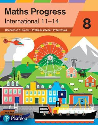 Maths Progress International Year 8 Student Book