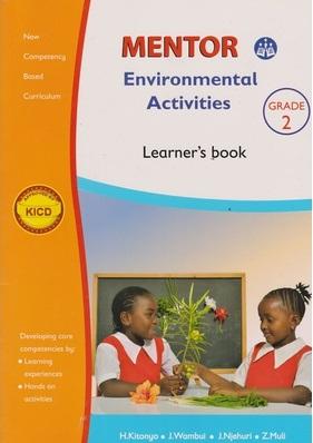 Mentor Environmental Activities Grade2
