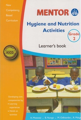 Mentor Hygiene and Nutrition Activities Grade 2