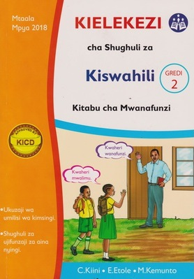 Mentor Kiswahili Kielekezi cha Shughuli Grade2