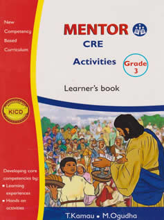 Mentor CRE Activities Grade 3