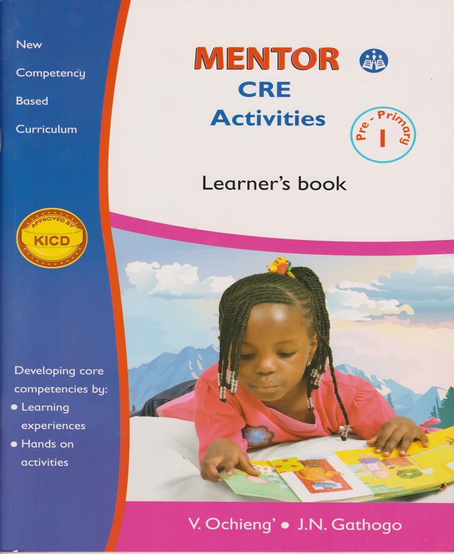 Mentor CRE Activities PP1