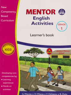 Mentor English Activities Grade 1