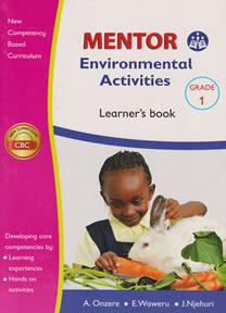 Mentor Environmental Activities Grade 1 Textbook