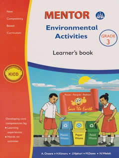 Mentor Environmental Activities Grade 3