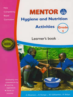 Mentor Hygiene and Nutrition Activities Grade 1