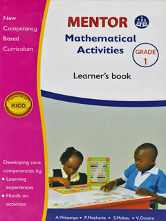 Mentor Mathematical Activities Grade 1