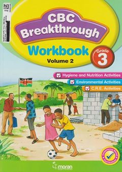 Moran CBC Breakthrough Workbook Grade 3 Vol 2