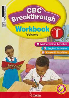 Moran CBC Breakthrough Workbook Grade 1 Volume 1