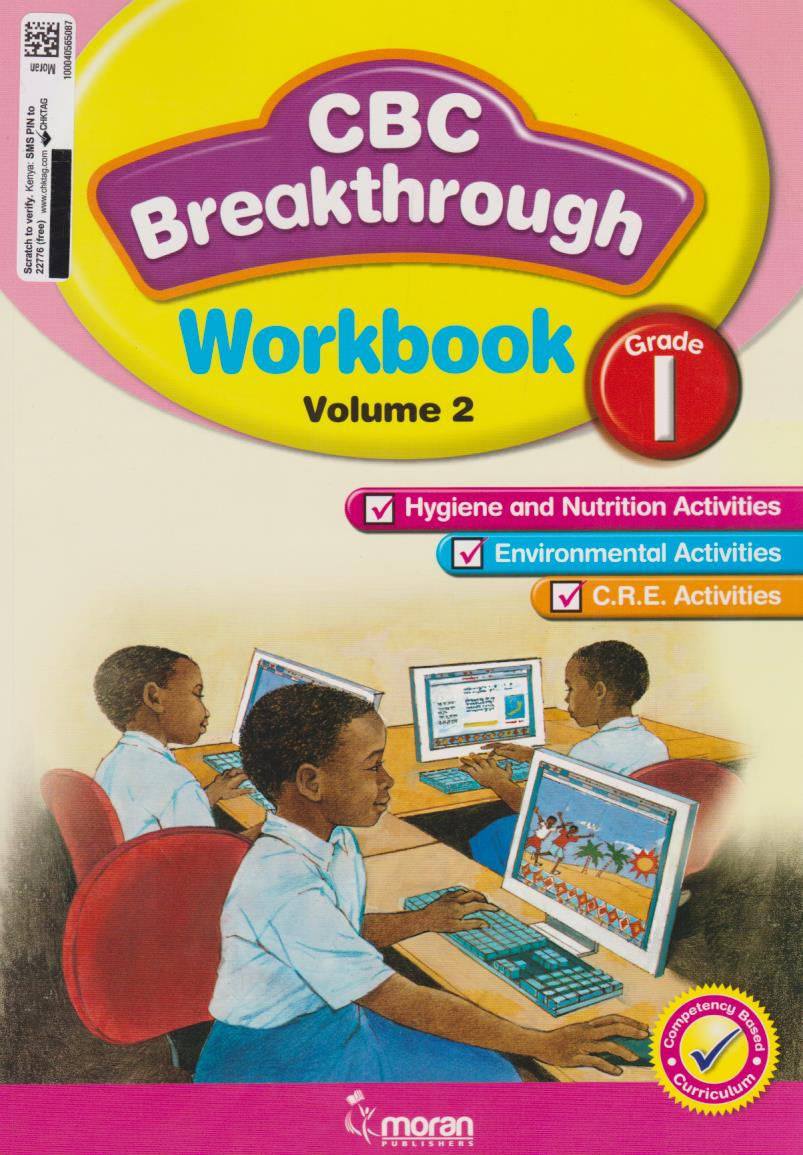 Moran CBC Breakthrough Workbook Grade 1 Volume 2