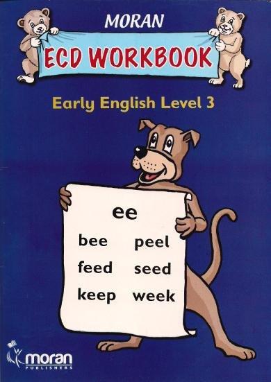 Moran ECD Workbook Early English Level 3