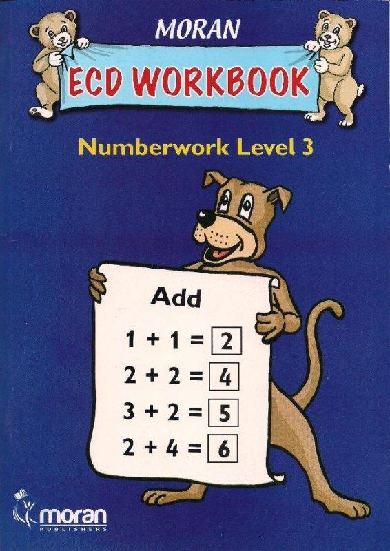 Moran ECD Workbook Numberwork Level 3