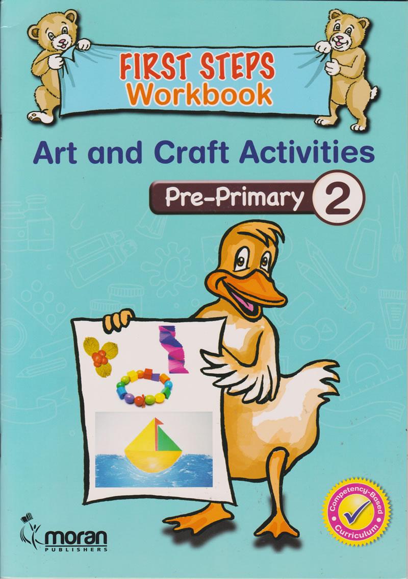 Moran First Steps Art and Craft Activities Workbook PP2