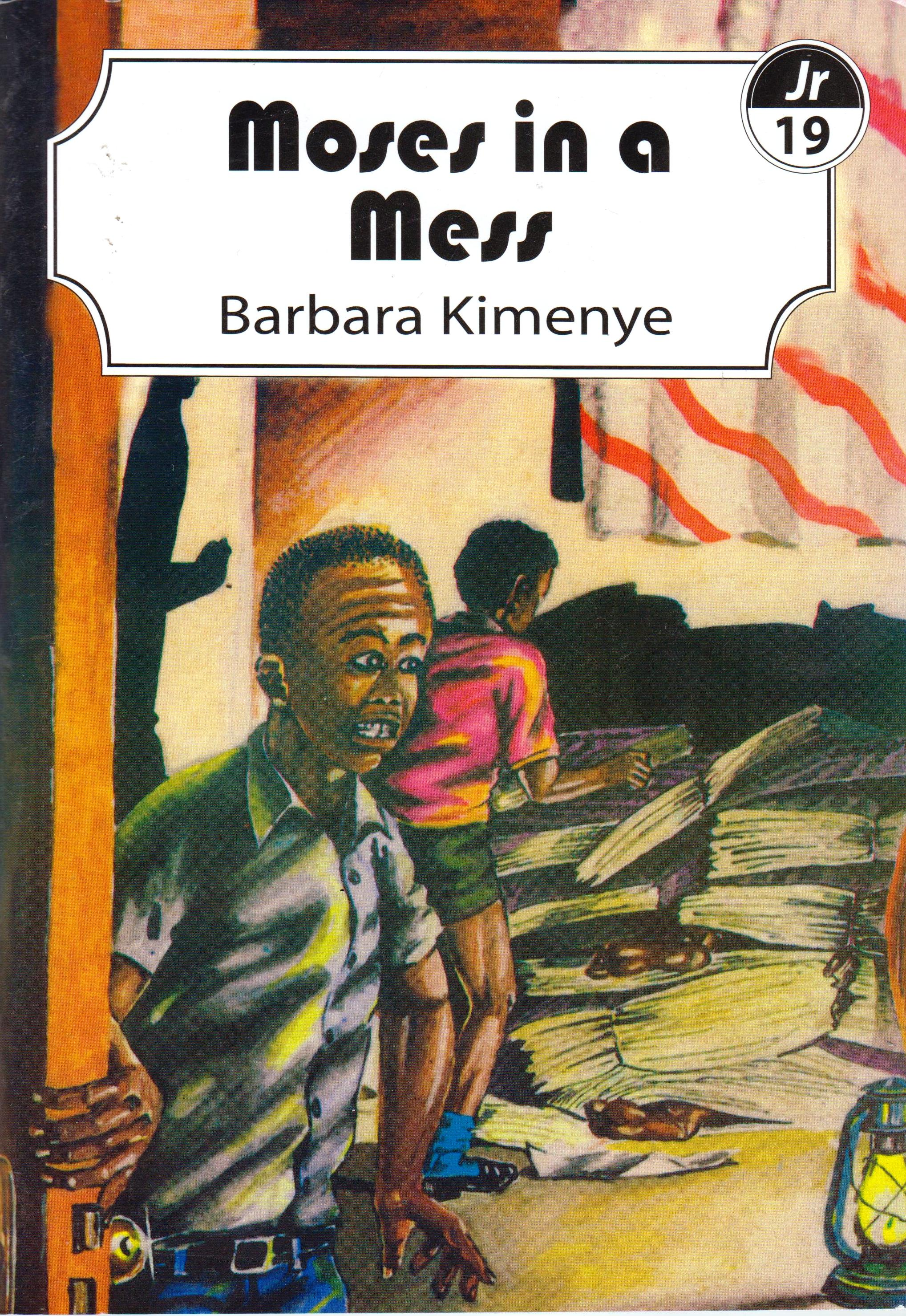 Moses in a Mess EAEP readers 10 - 13 years