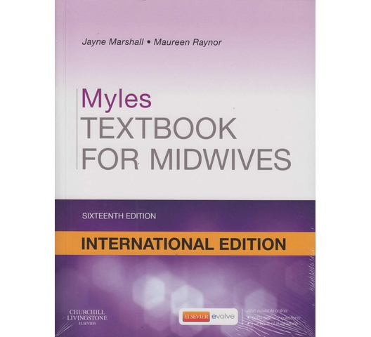 Myles Textbook for Midwives 16th Edition (Elsevier)
