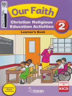 Moran Our Faith CRE Activities Grade 2