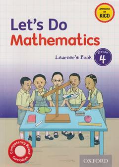 Oxford Let's Do Mathematics Grade 4