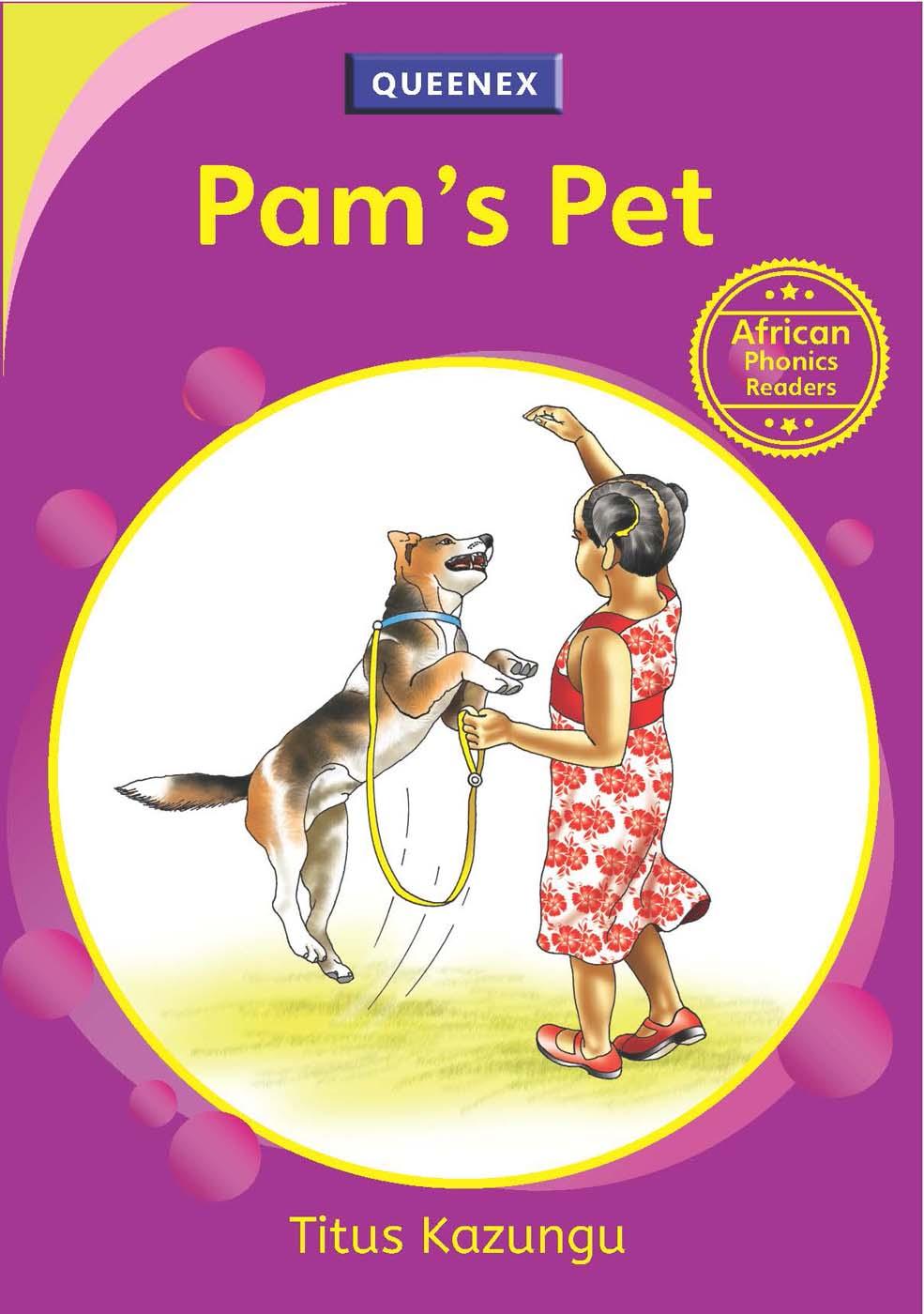 Pam's Pet Queenex Readers 3 - 6 years