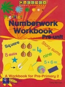 Queenex PP2 Numberwork  Workbook