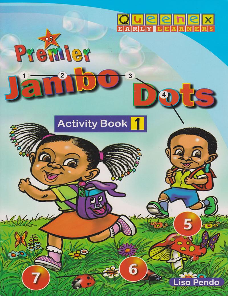 Premier Jambo Dots Activities Bk 1