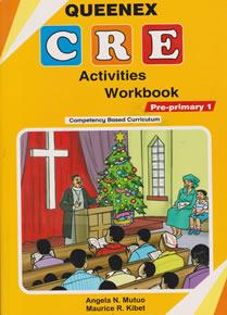 Queenex CRE Activities Workbook PP1