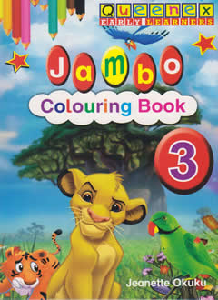 Jambo Colouring Book 3