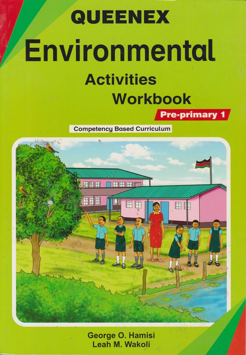 Queenex Environmental Activities Workbook PP1