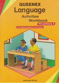 Queenex Language Workbook PP2 Textbook