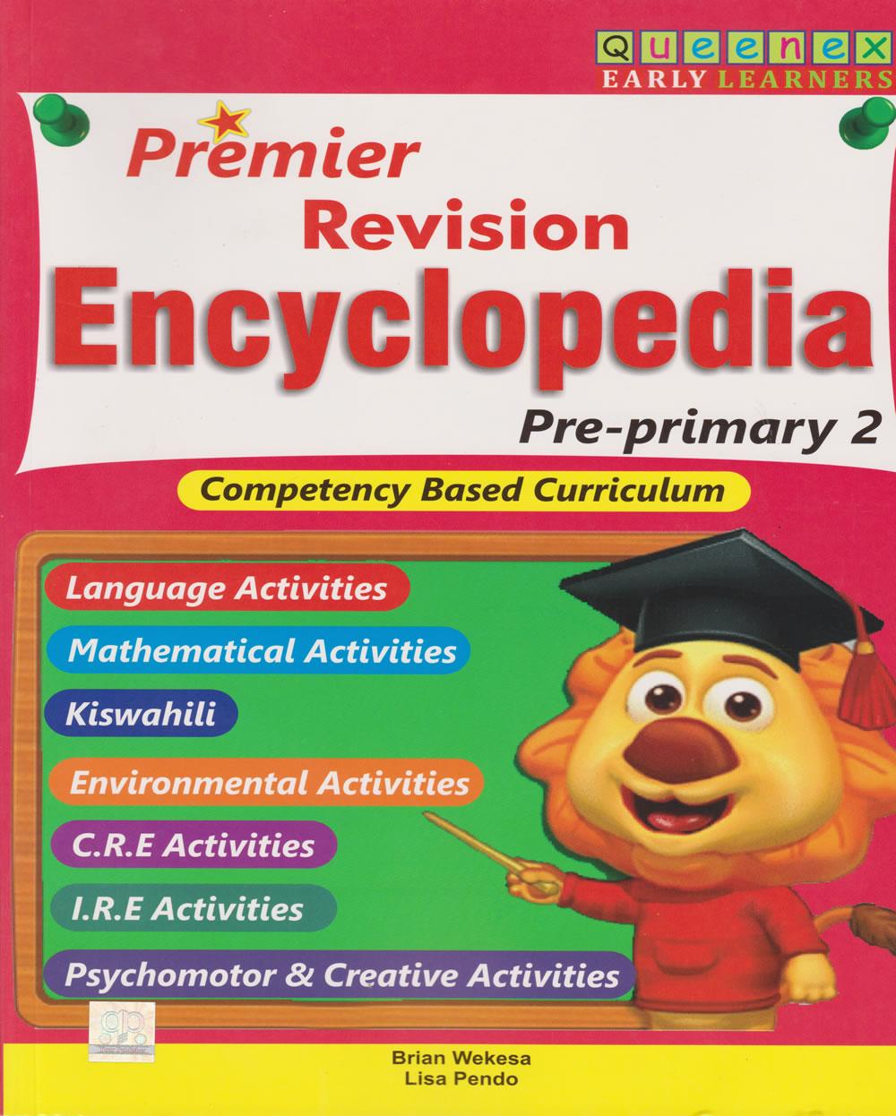 Queenex Premier Revision Encyclopedia PP2