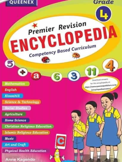 Queenex Revision Encyclopedia Grade 4