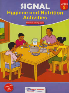 Signal Hygiene and Nutrition Activities Grade 2