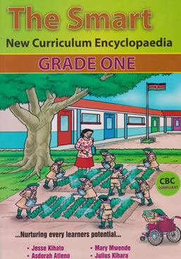 The Smart New Curriculum Encyclopaedia Grade 1