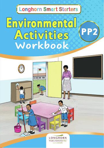 Longhorn Smart Starters Language Activities Workbook PP2