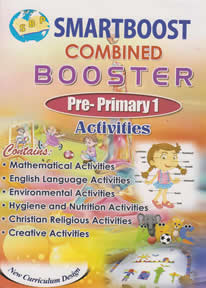 Smartboost Combined Booster Activities PP1