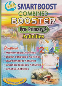 Smartboost Combined Booster Activities PP2 Revision