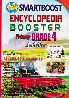 Smartboost Encyclopedia Booster Grade 4