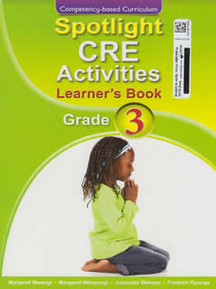 Spotlight CRE Activities Grade 3