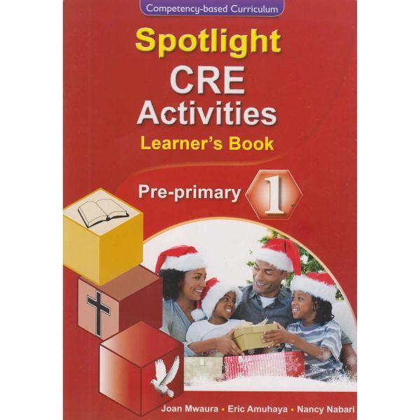 Spotlight CRE Activities PP1