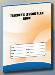 CBC Teachers lesson plan book