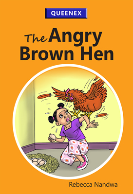The Brown Angry Hen