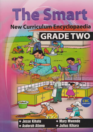 The Smart New Curriculum Encyclopaedia Grade 2