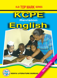 Topmark KCPE Revision English