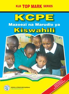 Topmark KCPE Revision Kiswahili