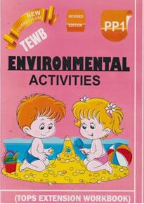 Tops Extension Workbook Environmental Grade 1