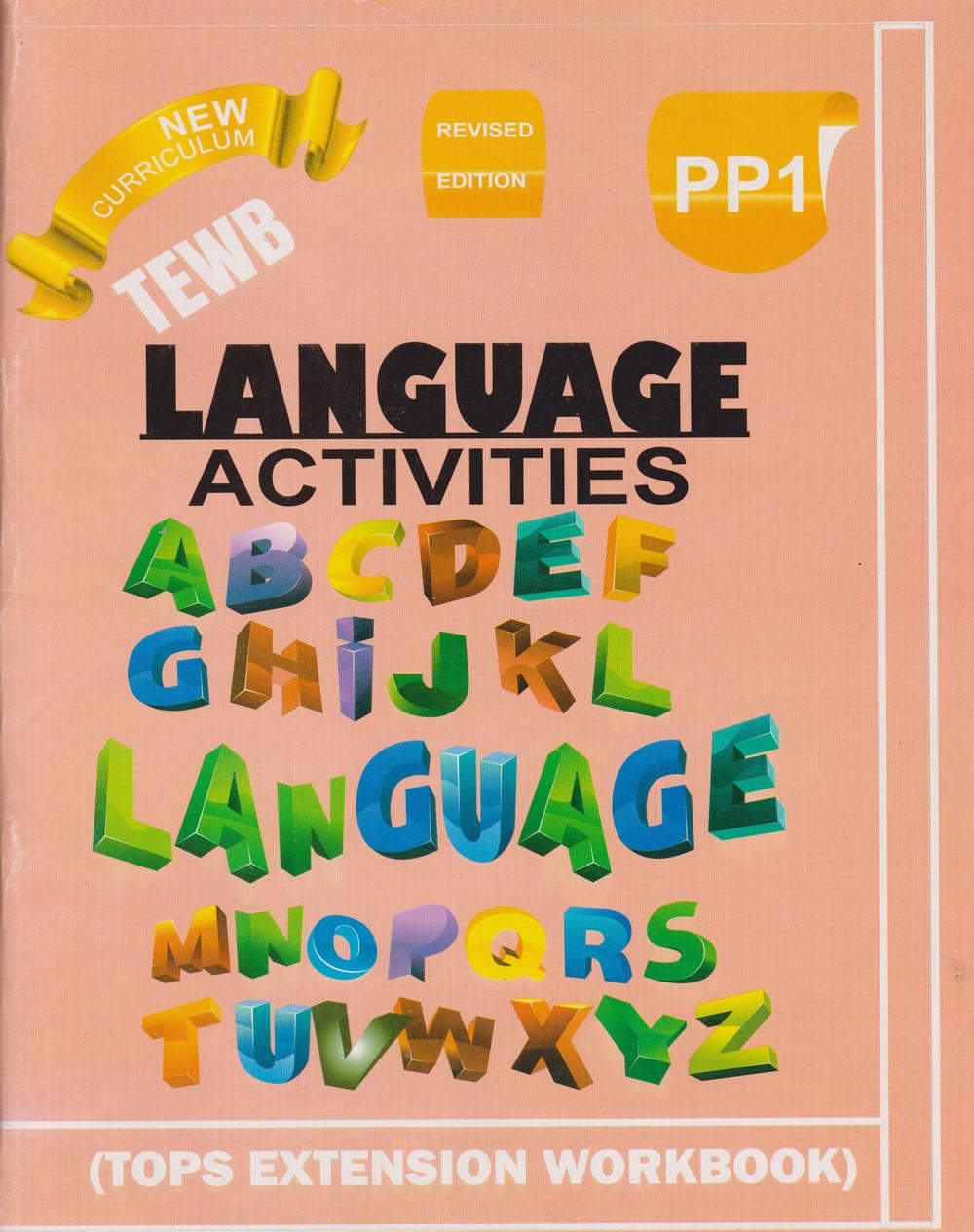 Tops Extension Language PP1