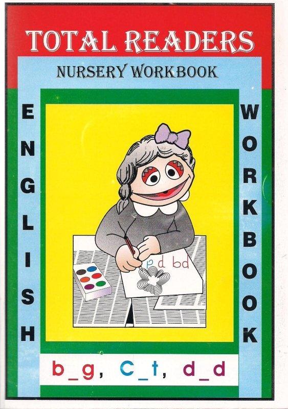 Total Readers Nursery Workbook English