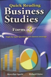 Quick Reading Business Studies Form 3