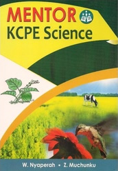 Mentor Topical  Revision  Science KCPE