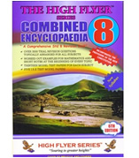 HIGH FLYER COMBINED ENCYCLOPEDIA STD 8