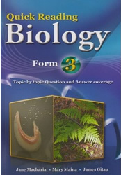 Quick Reading Biology Form 3